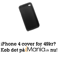 iPhone 4 covers hos iMania.dk