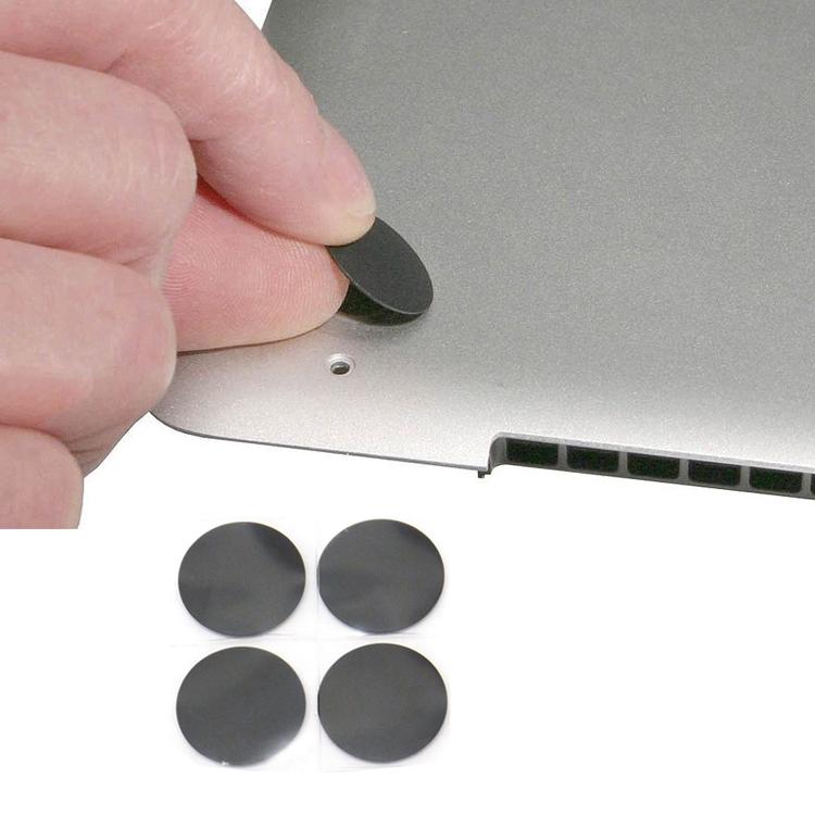 MacBook Pro gummidutter, 4 stk