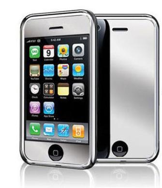 iPhone 3G 3GS spejlfilm