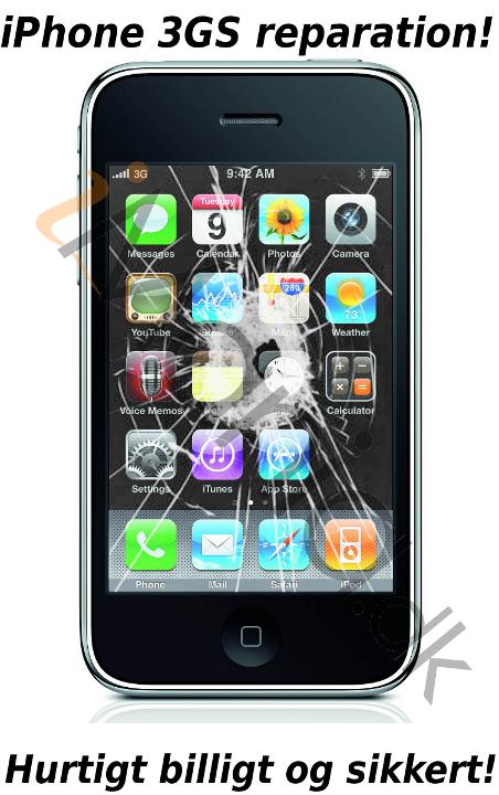 iphone 3gs køb