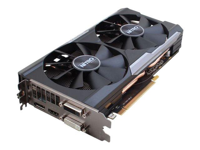 Sapphire Radeon R9 380 4GB OC Nitro - 20+MH/s ETH