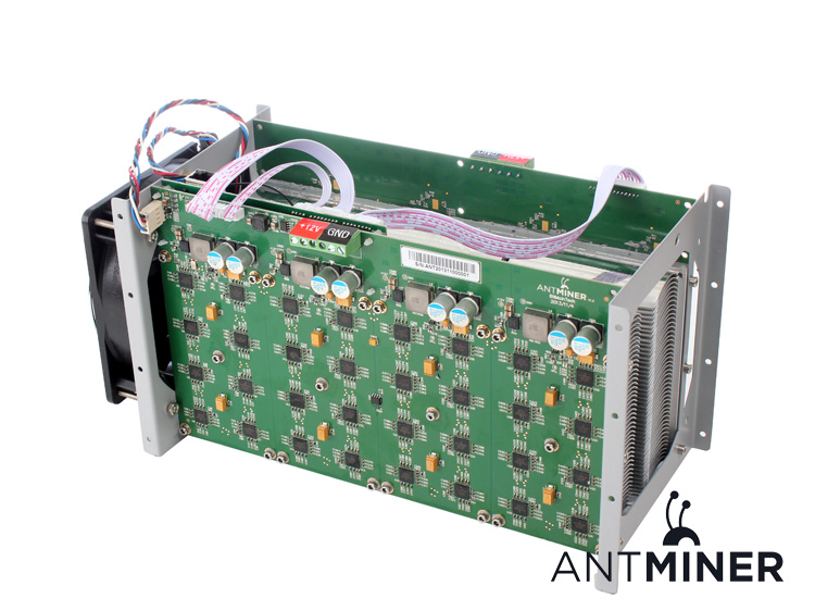 Antminer S1 Dual Blade 180-204 GH/s Bitcoin Miner