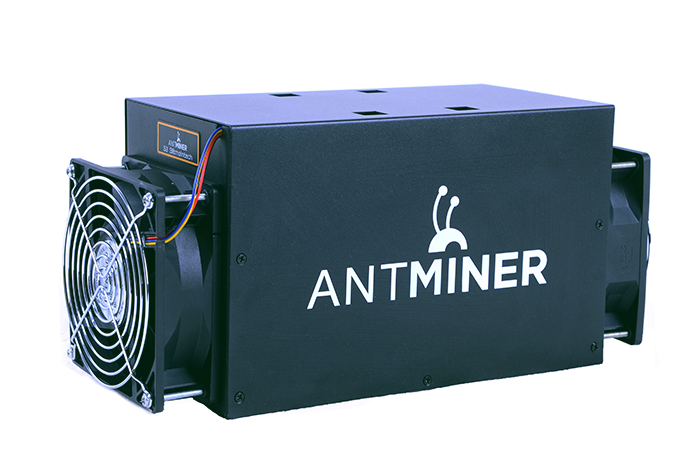 Image of   Antminer S3 440-480 GH/s Bitcoin Miner