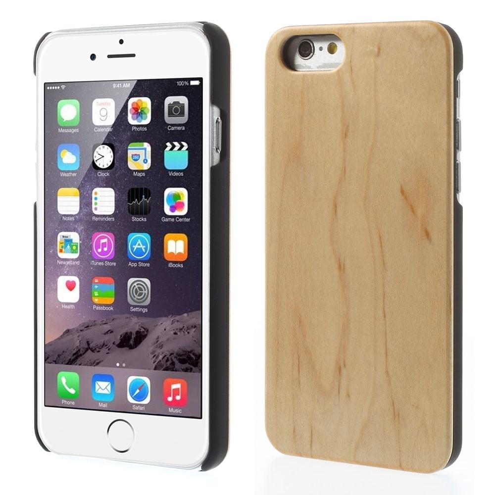 Image of   iPhone 6 Cover af træ / Kirsebærtræ