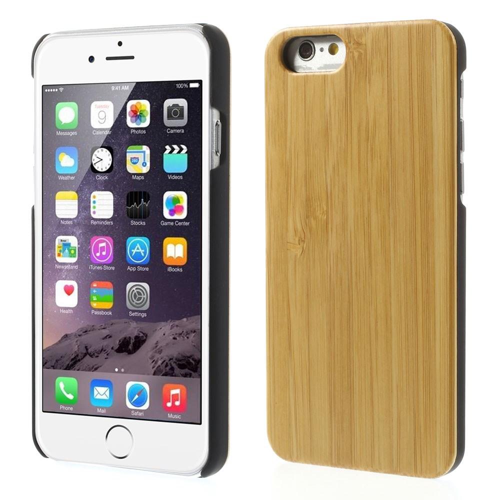 iPhone 6 Cover af træ / Bambus