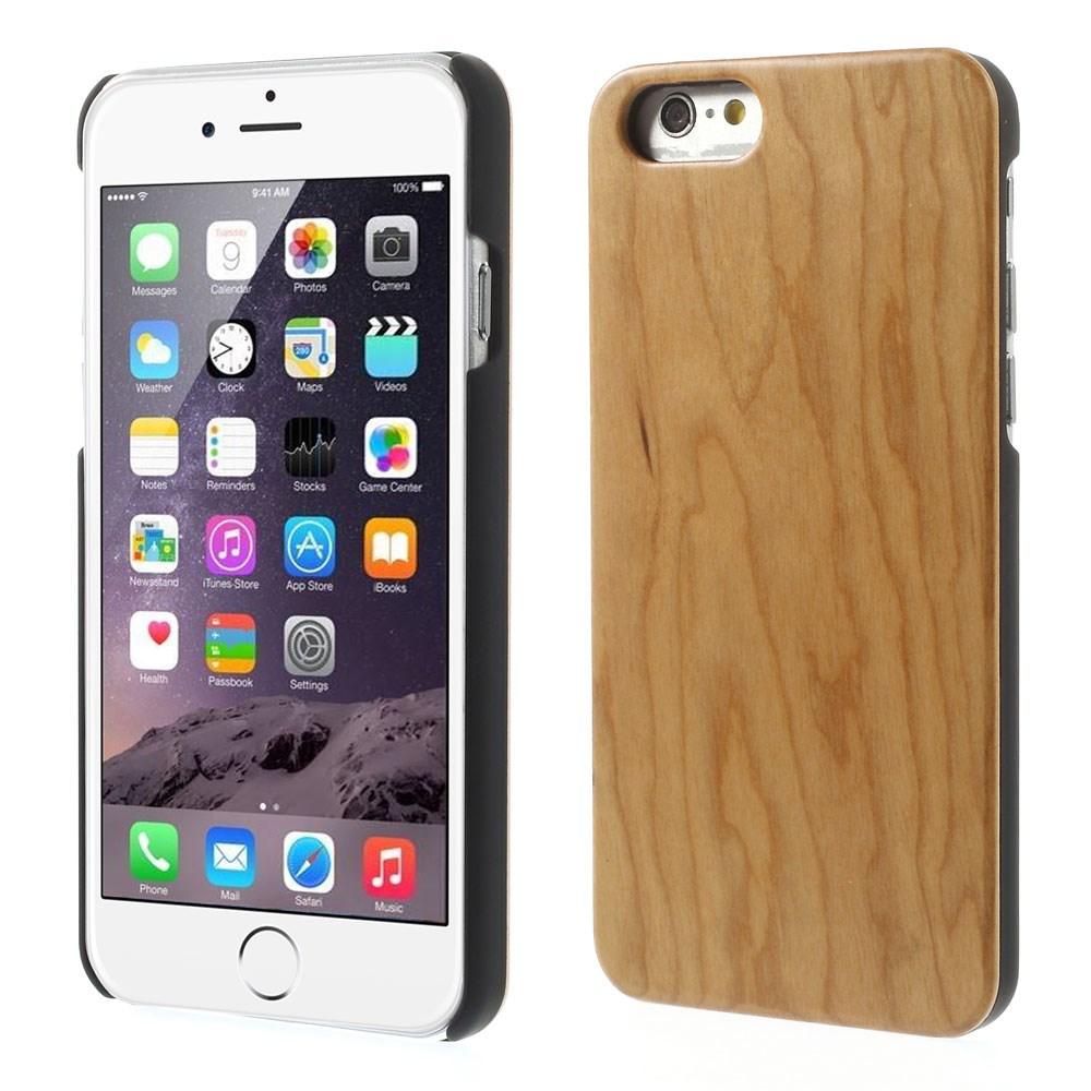 iPhone 6 Cover af træ / Ahorntræ