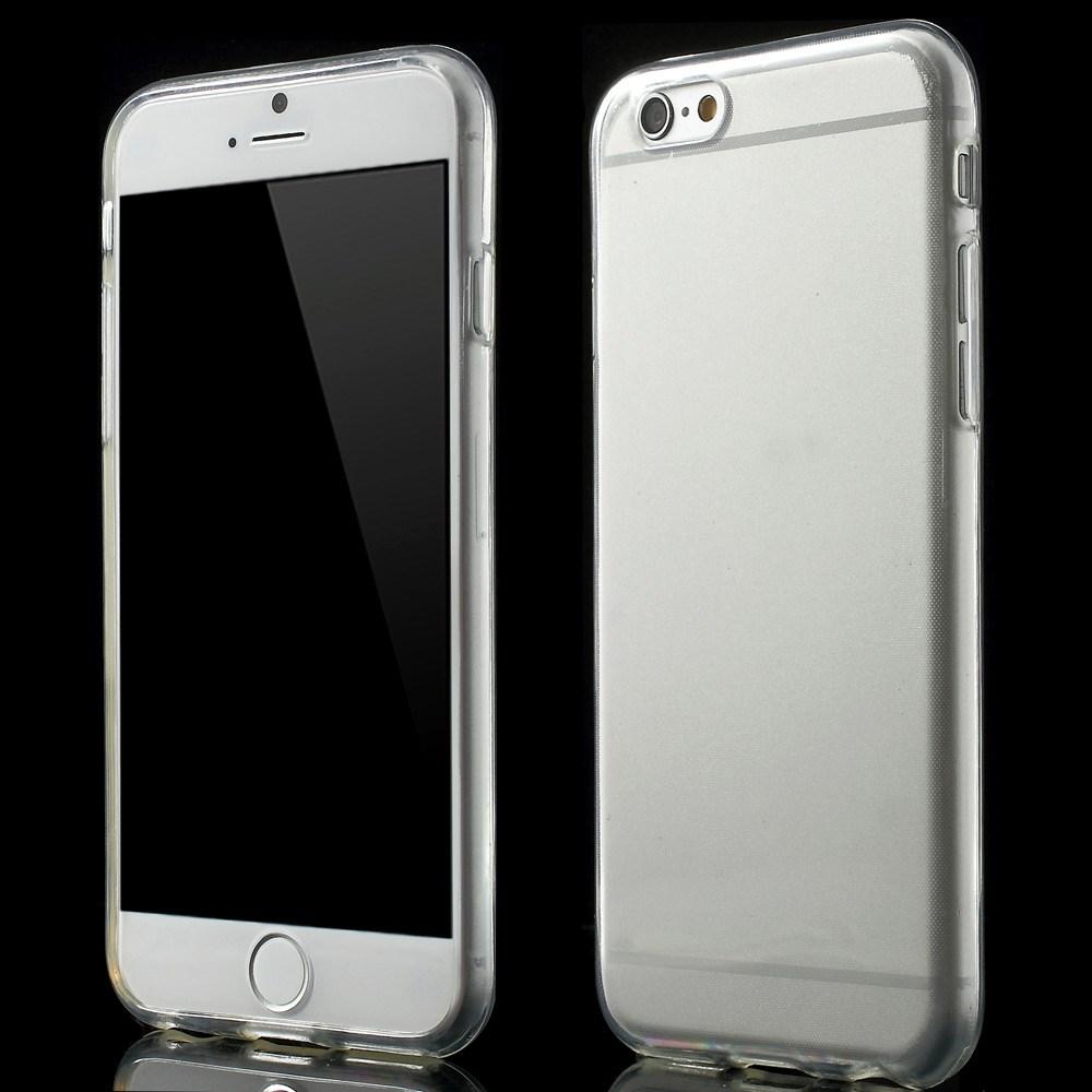 Gennemsigtigt iPhone 6 cover i TPU