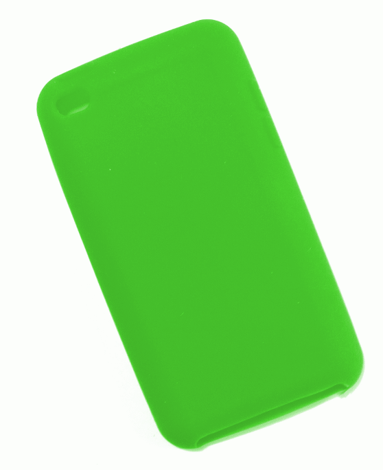 Image of   iPod Touch 4 cover grøn