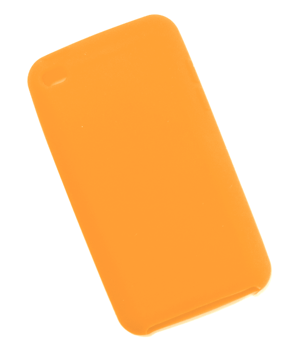 Image of   iPod Touch 4 cover orange
