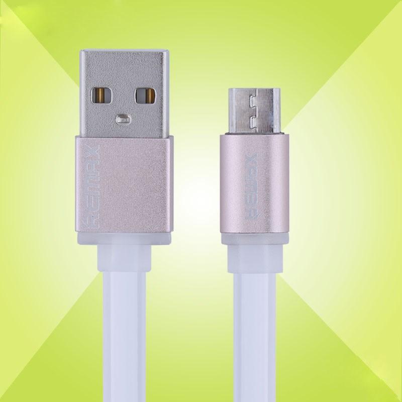 Remax Micro-USB-kabel, hvid