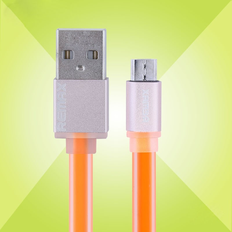 Remax Micro-USB-kabel, orange