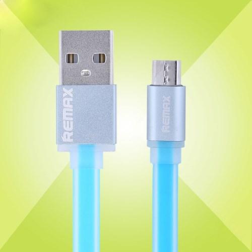 Billede af Remax Micro-USB-kabel, blå