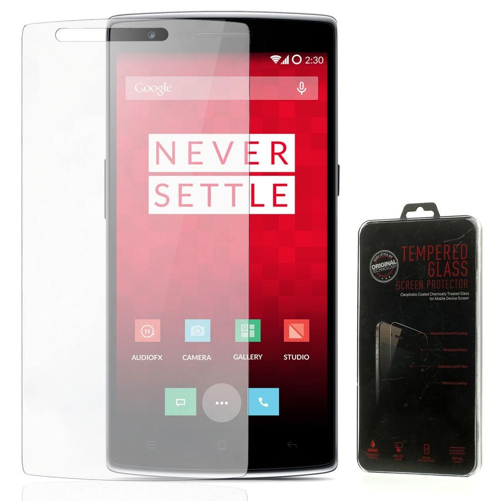 OnePlus One Hærdet glas