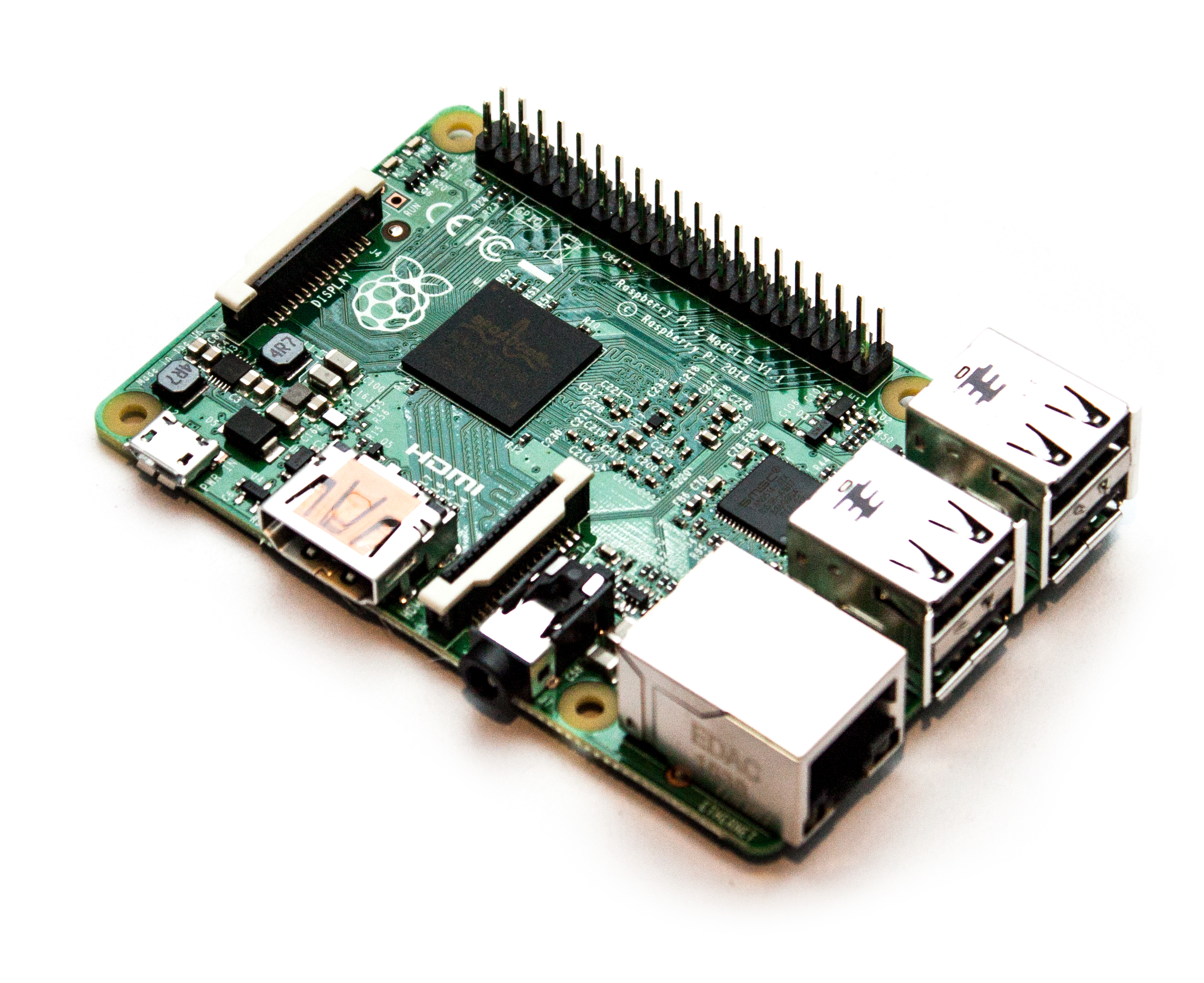 Image of   Raspberry Pi 2 Model B+ 1Gb RAM