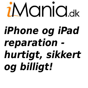 Reparation af iPhone, iPad og iPod
