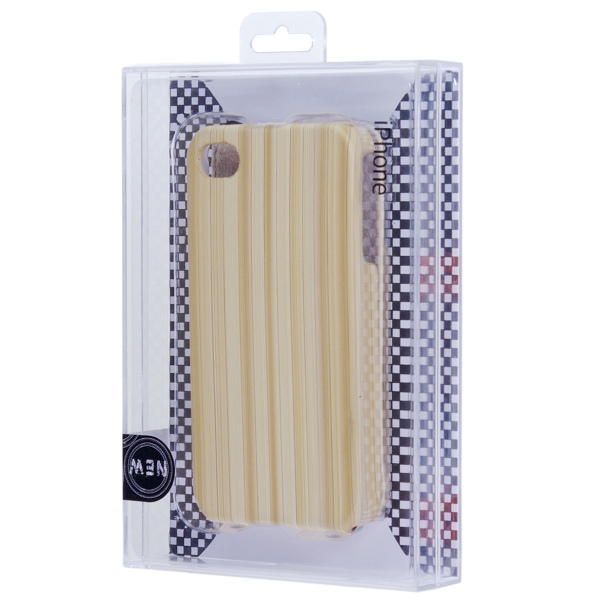iPhone 4 / 4S bambus cover