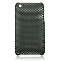 Perforeret iPhone 3G cover, sort