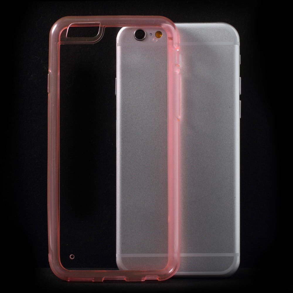 iPhone 6 PC-TPU hybridcover, pink
