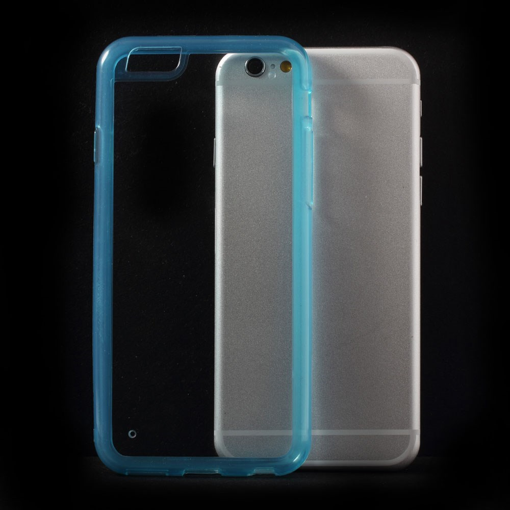 Image of   iPhone 6 PC-TPU hybridcover, blå