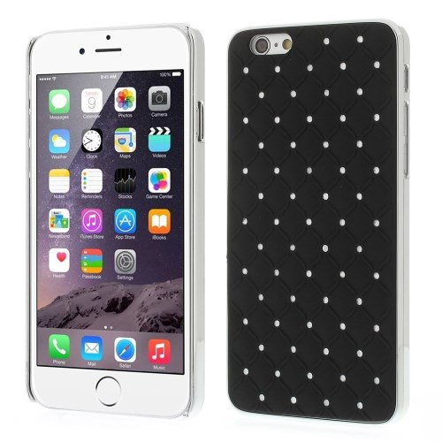 Image of   iPhone 6 cover - Stjernehimmel, sort
