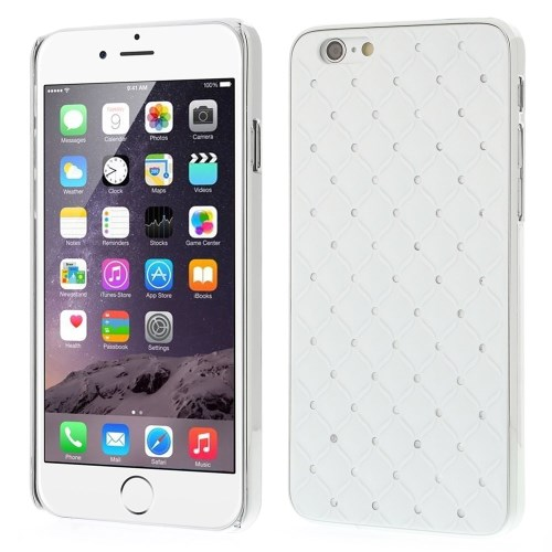 Image of   iPhone 6 cover - Stjernehimmel, hvid