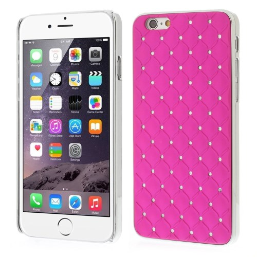Image of   iPhone 6 cover - Stjernehimmel, pink