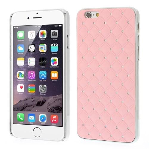 Image of   iPhone 6 cover - Stjernehimmel, lyserød