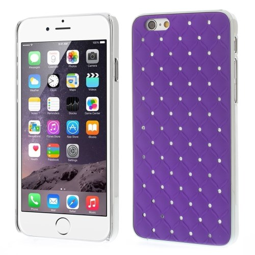 Image of   iPhone 6 cover - Stjernehimmel, lilla