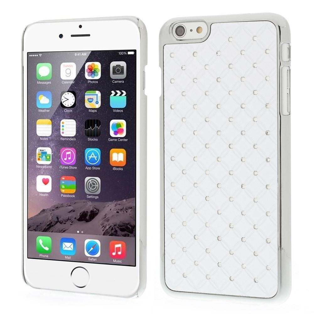 iPhone 6 Plus cover - Stjernehimmel, hvid