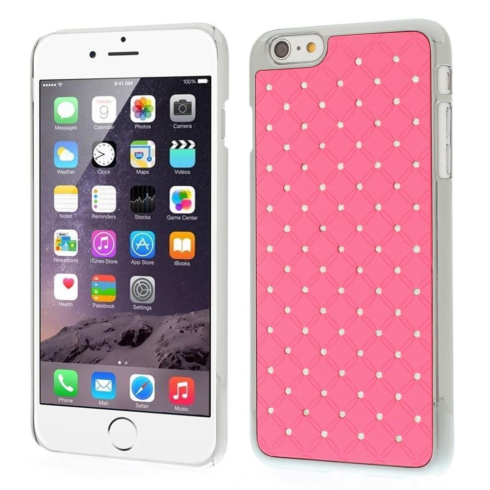 iPhone 6 Plus cover - Stjernehimmel, lyserød