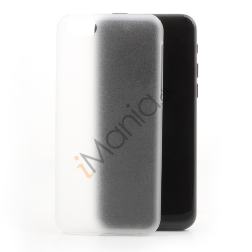 Image of   Mat 0,4mm cover til iPhone 5C, Gennemsigtig