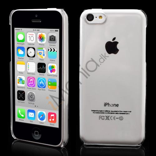 Image of   Gennemsigtigt iPhone 5C cover