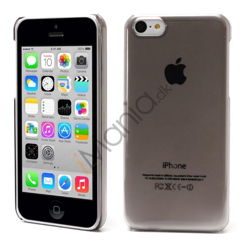 Image of   Gennemsigtigt iPhone 5C cover, Grå