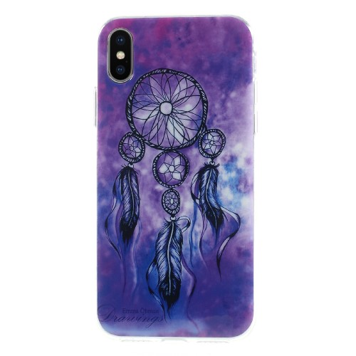 iPhone X TPU-cover - Dreamcatcher