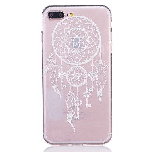 iPhone 7+/8+ TPU cover - Vindklokke