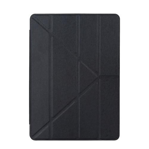 iPad 2017 Origami foldecover, sort