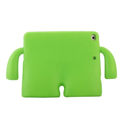iPad børnecover til iPad Air, Air 2 og 2017 iPad, grøn