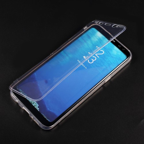 Samsung Galaxy S8+ dobbeltsidet TPU-cover