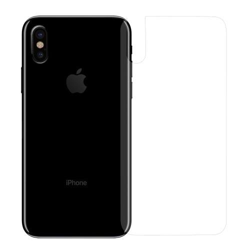 Hærdet glas til iPhone X (Bagsiden)