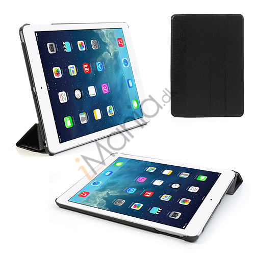 iPad Air foldeetui / cover, sort