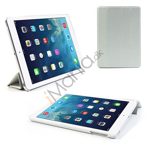 iPad Air foldeetui / cover, hvid