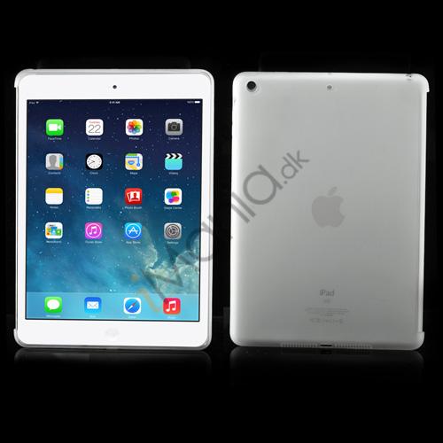 TPU bagsidecover til iPad Air, hvid