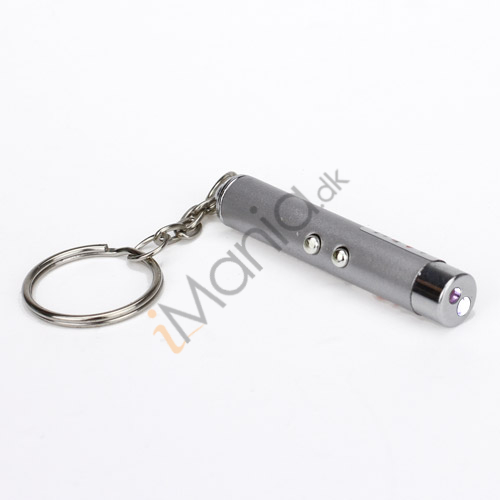Laser Pointer med LED