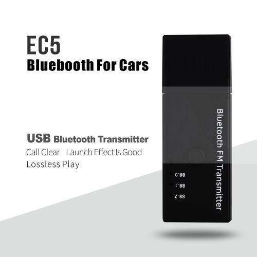 Bluetooth -> FM  radiotransmitter