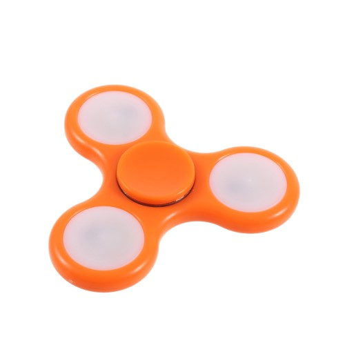 Billede af LED Fidget Spinner - Orange