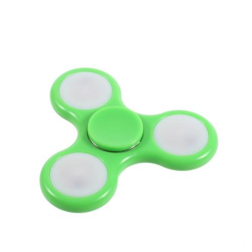 Billede af LED Fidget Spinner - Grøn