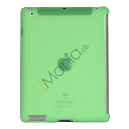 Image of   Naked Smart Cover Companion Silikone Taske til Den Nye iPad 2. 3. 4. Gen - Grøn