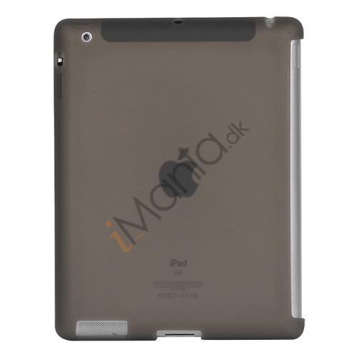 Image of   Naked Smart Cover Companion Silikone Taske til Den Nye iPad 2. 3. 4. Gen - Grå