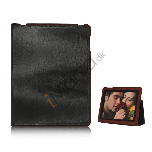 Squirrel Mønster HOCO Ægte Læder taske med holder til iPad 2. 3. 4. Gen, Flere farver