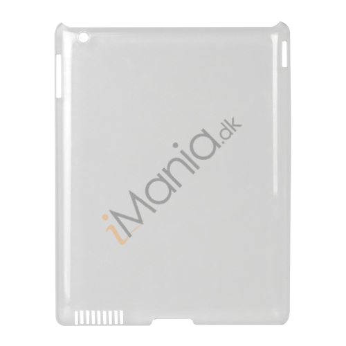 Image of   Klar Crystal Case Den Nye iPad 2. 3. 4. generation